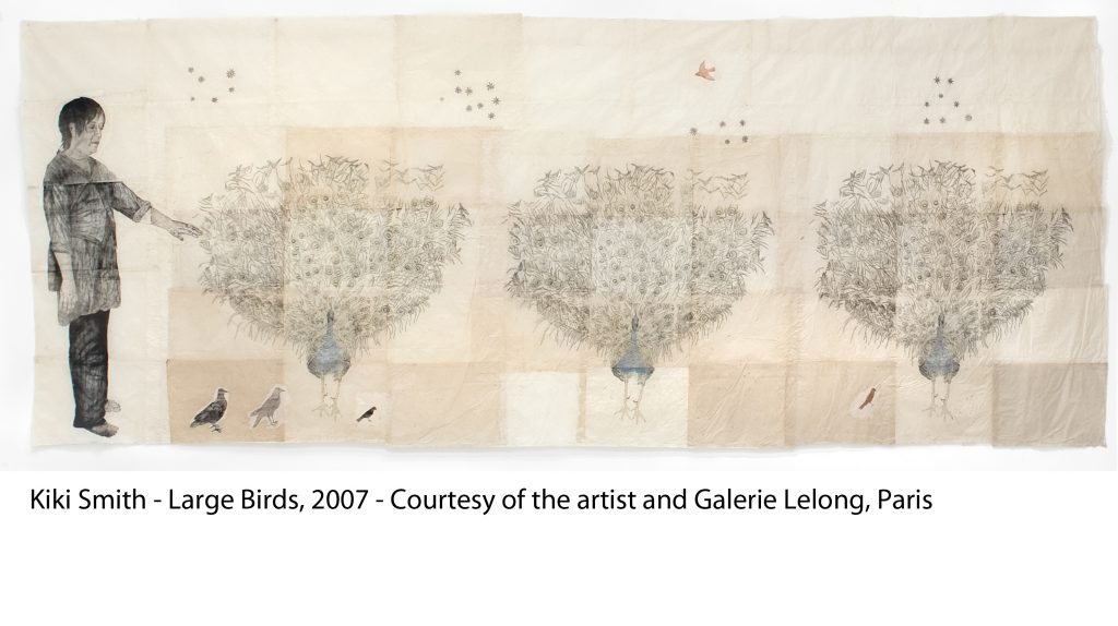 Kiki Smith - Large Birds, 2007 - Courtesy of the artist and Galerie Lelong, Paris