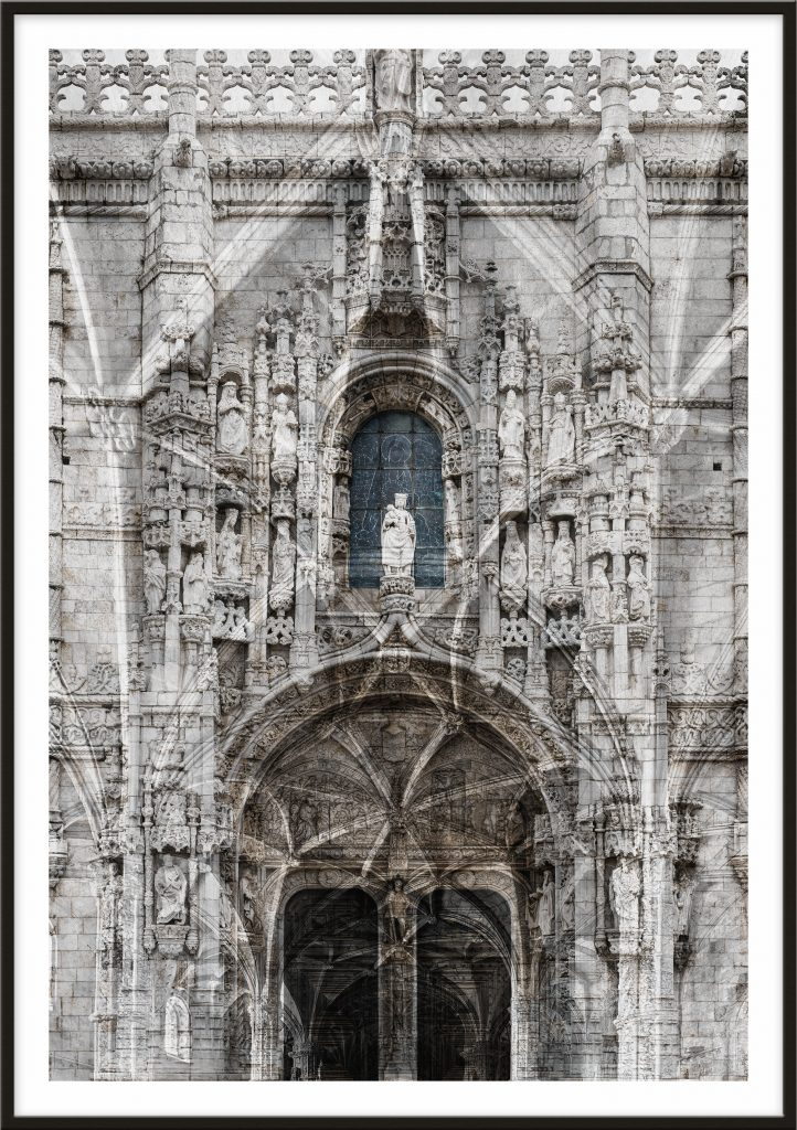 Roland Fischer, Hieronymus I, 2016- C Print Diasec, 225x166. Courtesy of Carlos Carvalho Art Contemporânea.