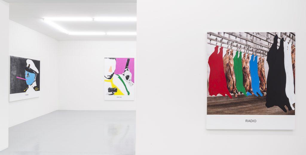 John Baldessari, Exhibition view Mai 36 Galerie. Courtesy of Mai 36 Galerie.