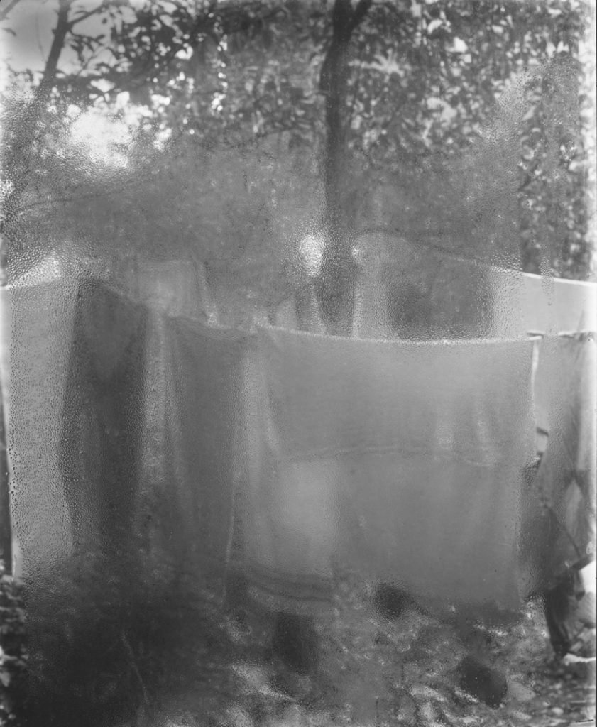 Josef Sudek, Window of My Studio, c. 1940–50 gelatin silver print, 28.1 × 22.9 cm. National Gallery of Canada, Ottawa. Gift of an anonymous donor, 2010. © Estate of Josef Sudek.