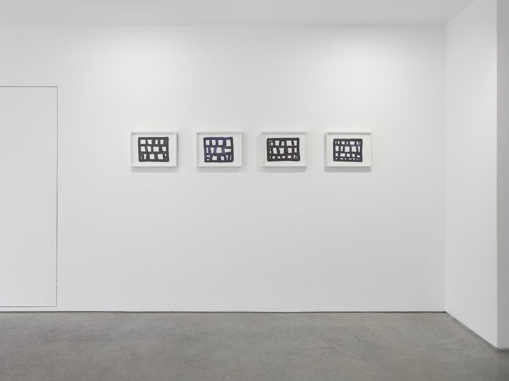 Stanley Whitney: 'Radical Times' Installation view © Stanley Whitney; Courtesy of Lisson Gallery Photography: Jack Hems.