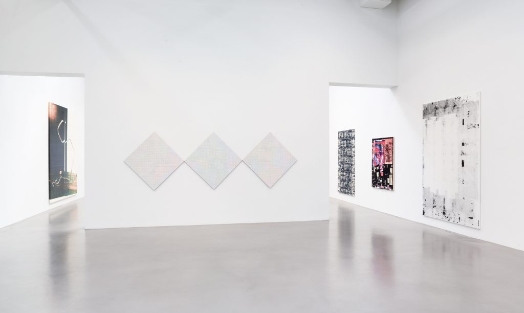 Fine Young Cannibals, Installation view, 2016. Courtesy of the artist and Petzel, New York.