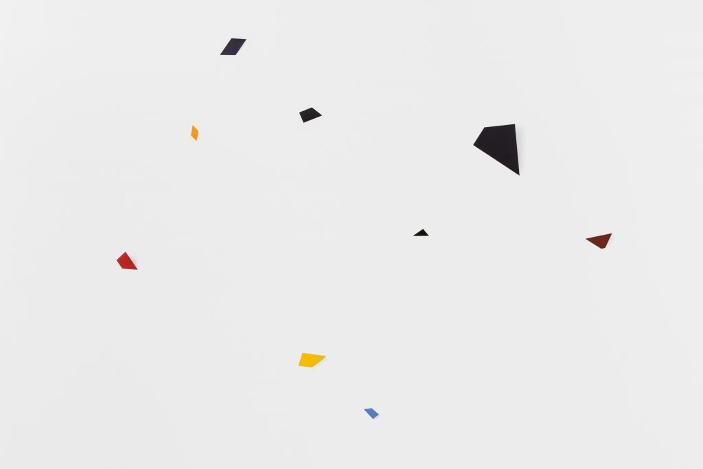 Arthur Luiz Piza, Exhibition view, Galeria Baginski. Courtesy of Galeria Baginski.