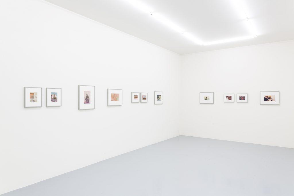 Luigi Ghirri, installation view at Mai 36 Galerie. Courtesy of Mai 36 Galerie, Zürich.