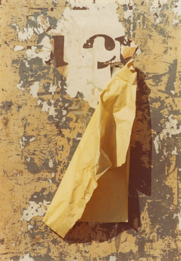 Luigi Ghirri, Modena (Serie: Kodachrome), 1970-73 c-print, vintage image 17.4 x 12 cm, framed 34 x 29 x 3 cm. Courtesy of Mai 36 Galerie, Zürich.