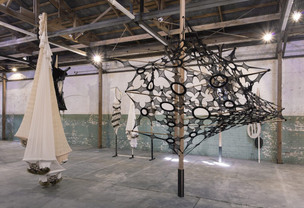 Installation view, 'Revolution in the Making, Abstract Sculpture by Women, 1947 – 2016', Hauser Wirth & Schimmel, 2016 Courtesy the artist and Hauser & Wirth Photo: Brian Forrest