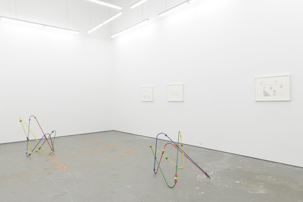 Gareth Long He knew many things, but he knew them all badly. Kate Werble Gallery, New York, NY, September 16, 2016 – October 22, 2016. Courtesy of the artist and Kate Werble Gallery, New York, NY. Photography: Elisabeth Bernstein