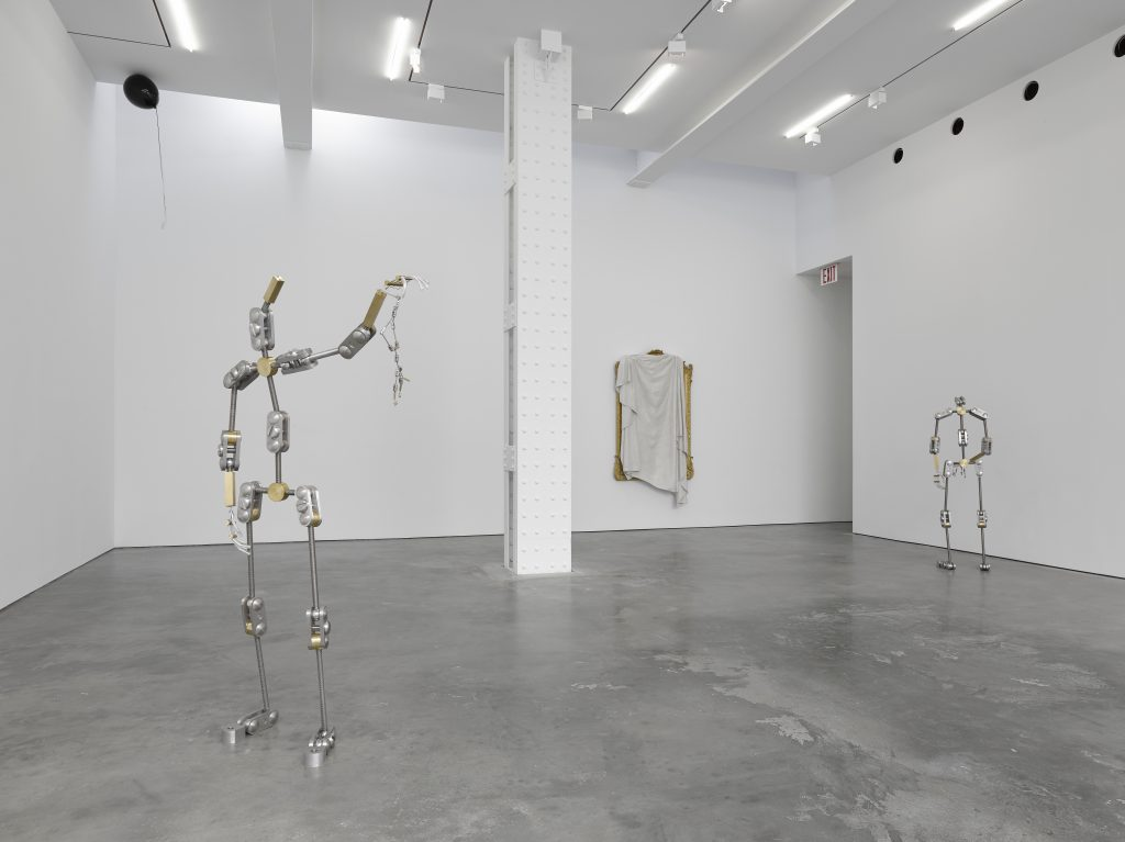 Installation view, Ryan Gander at Lisson Gallery New York. Photography by Jack Herns, courtesy of Lisson Gallery.