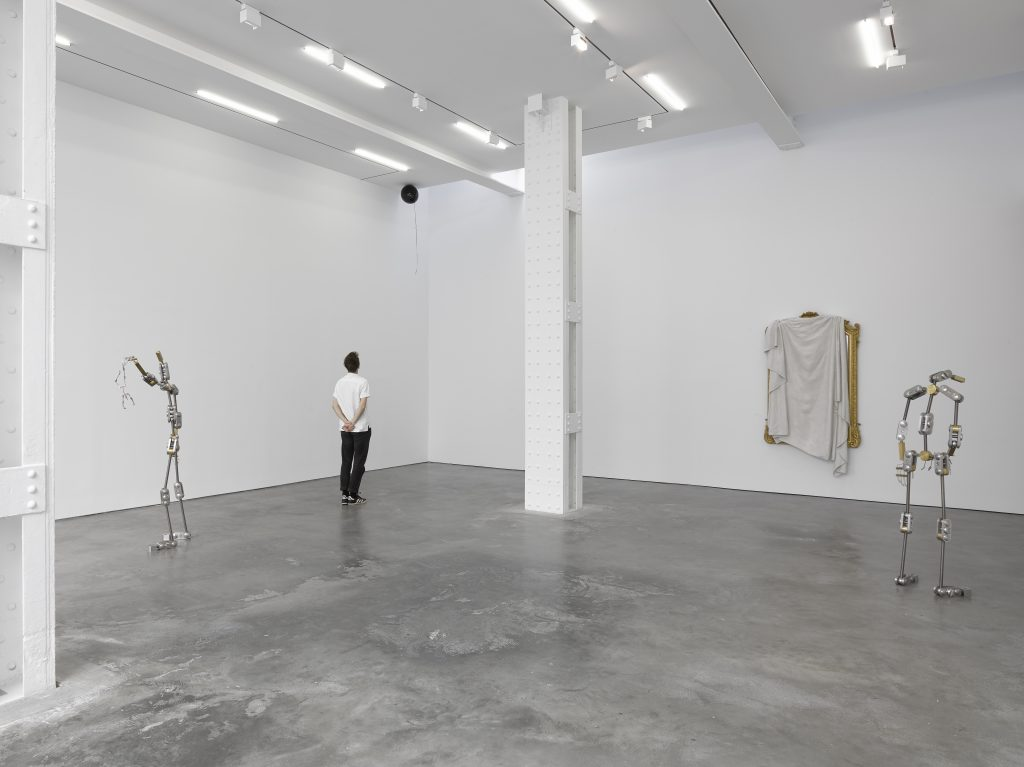 Installation view of Ryan Gander 'I see straight through you' at Lisson Gallery NY, 16 September – 15 October 2016. Photography by Jack Herns, courtesy of Lisson Gallery.