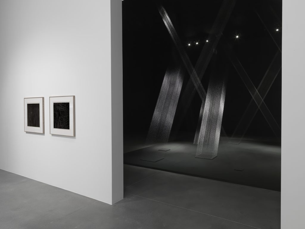 All Images: Installation view, 'Lygia Pape', Hauser & Wirth London, 2016 © Projeto Lygia Pape Courtesy Projeto Lygia Pape and Hauser & Wirth Photo: Ken Adlard