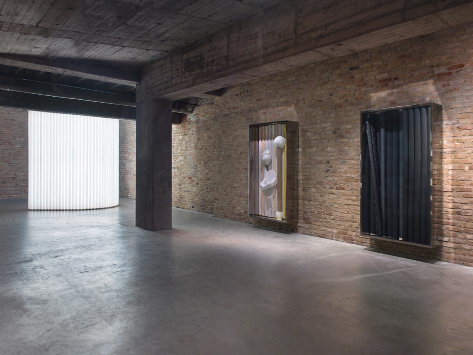 Andreas Schmitten, Installation view, König Galerie. Courtesy of König Galerie.