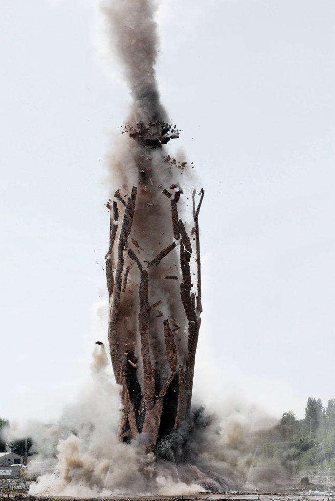 Anna Vogel, Ground Blast, 2016 Pigment print, 60 x 40 cm © Anna Vogel Courtesy Sprüth Magers and Galerie Conrads