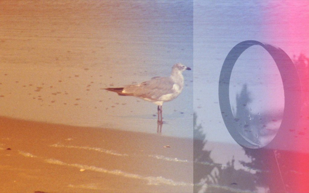 Basim Magdy No Shooting Stars, 2016 Super 16mm and GIF animations transferred to Full HD. Duration: 14 min 25 s. Co-comissioned by Jeu de Paume, Paris, Fondation Nationale des Arts Graphiques et Plastiques and CAPC musée d'art contemporain de Bordeaux Courtesy of the artist © Basim Magdy, 2016