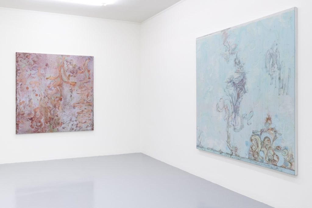 Flavio Garciandía, Installation view at Mai 36, Zürich. Courtesy the artist and Mai 36 Galerie, Zürich