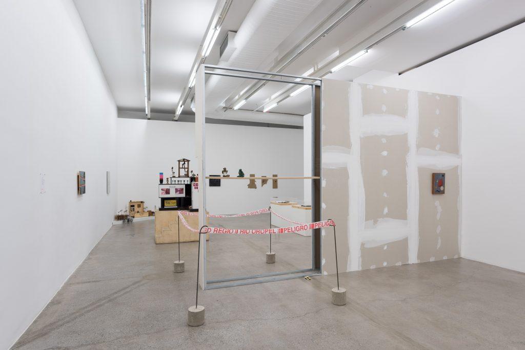 'Homo Ludens' Installation view at Galeria Luisa Strina, curated by Ricardo Sardenberg. Courtesy Galeria Luisa Strina. Photography Edouard Fraipont.