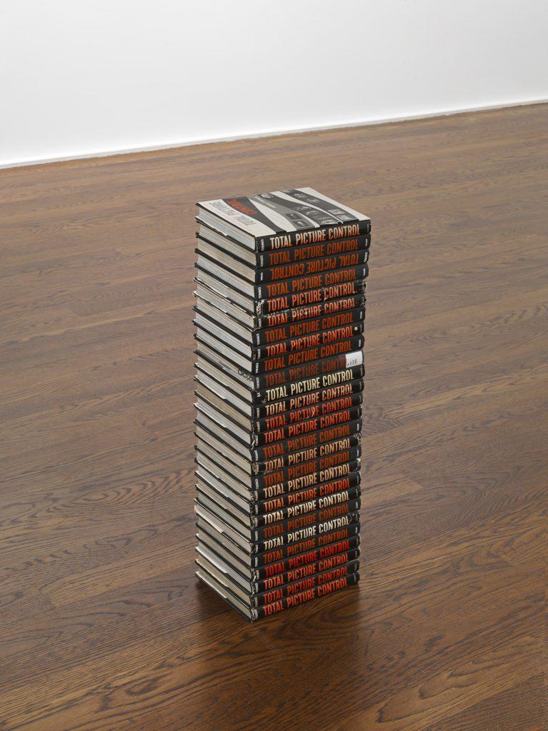 Zoe Leonard  Total Picture Control (II), 2016 27 Books 75.2 x 22.9 x 17.1 cm / 29 5/8 x 9 x 6 3/4 in. © The artist Courtesy Hauser & Wirth
