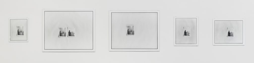 Zoe Leonard New York Harbor II, 2016 Five gelatin silver prints 27.94 x 33.87 cm, 63.5 x 77.89 cm, 60.64 x 74.93 cm, 43.82 x 36.2 cm, 39.37 x 47.63 cm / 11 x 13 1/2 in, 25 x 30 5/8 in, 23 7/8 x 29 1/2 in, 17 1/4 x 14 1/4 in, 15 1/2 x 18 3/4 in. © The artist Courtesy Hauser & Wirth