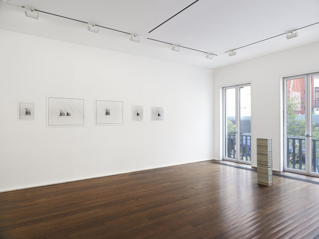 Installation view, 'Zoe Leonard. In the Wake' Hauser & Wirth New York, 69th Street Photo: Genevieve Hanson © the artist Courtesy Hauser & Wirth