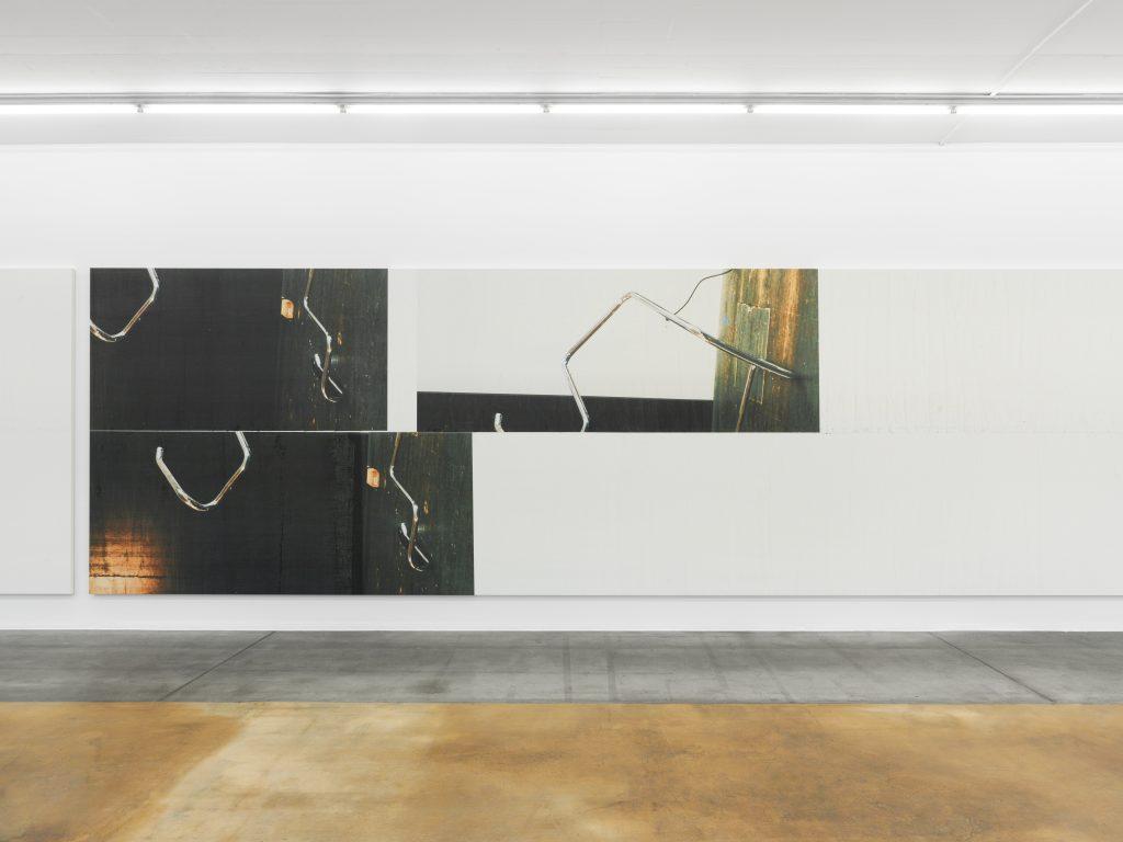 Wade Guyton, Untitled, 2016, courtesy: the artist, New York, MAMCO, 2016. Photo: Annik Wetter — MAMCO, Geneva