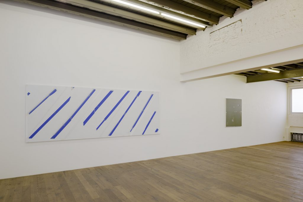 Kees Goudzwaard, Installation view. Courtesy the artist and Zeno X Gallery. Photo: Peter Cox.