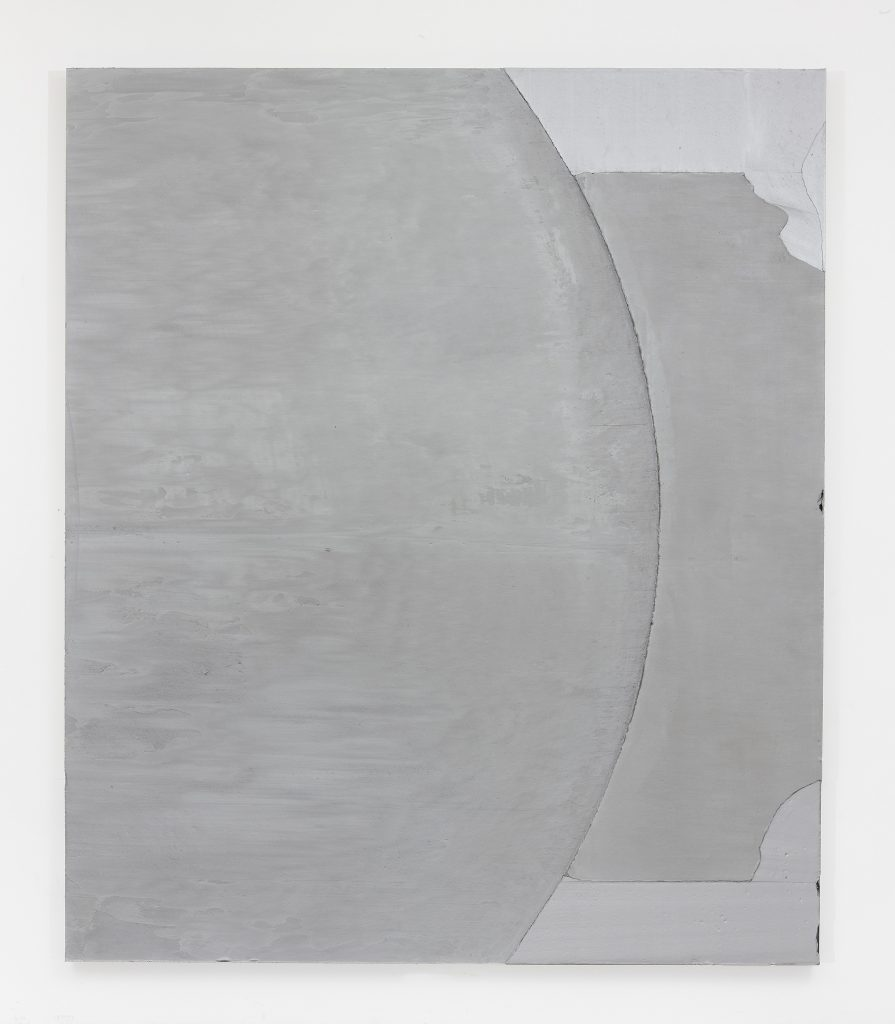 LIU WEI Ag No. 4, 2016 oil on canvas 102.36 x 86.61 x 3 inches 260 x 220 x 7.6 cm Courtesy the artist and Lehmann Maupin, New York and Hong Kong Photo: Max Yawney.