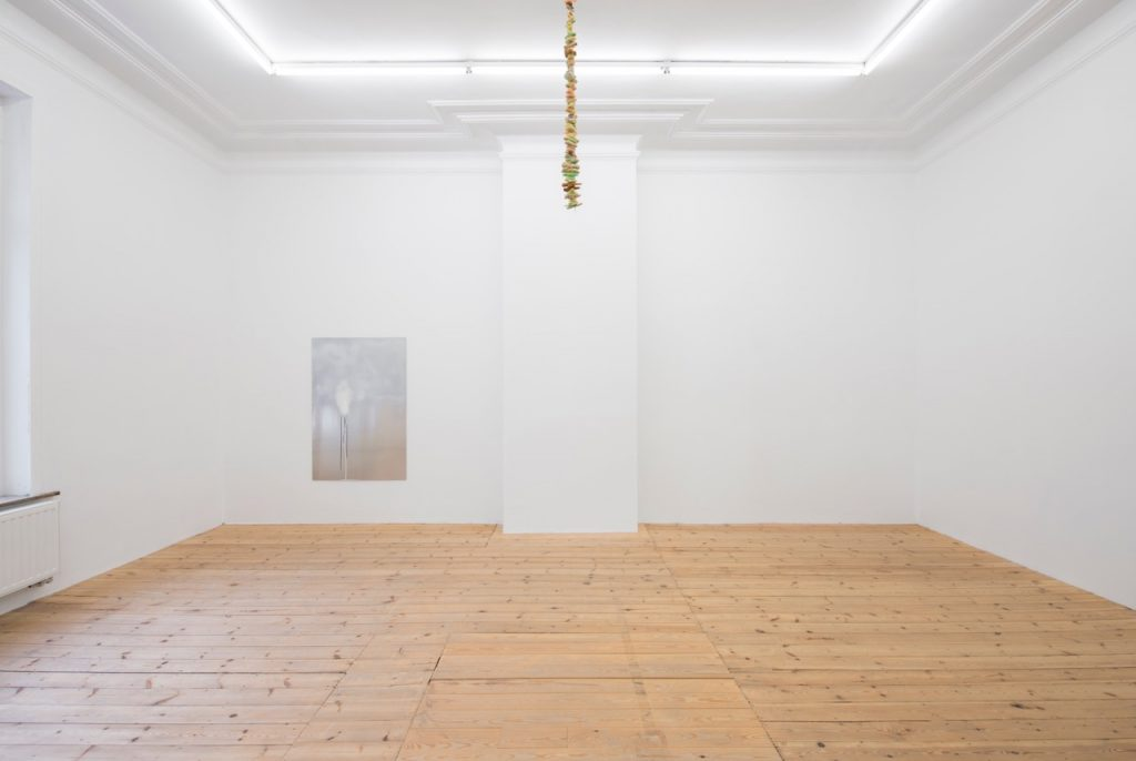 'Paravent' Installation view at Dvir Gallery, Brussels. Courtesy Dvir Gallery.