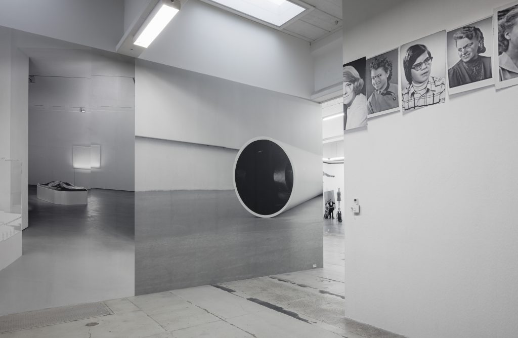 Jonathan Monk 'Exhibit Model Two' at Galleri Nicolai Wallner. Installation view courtesy of the artist and Galleri Nicolai Wallner, photography: Anders Sune Berg.