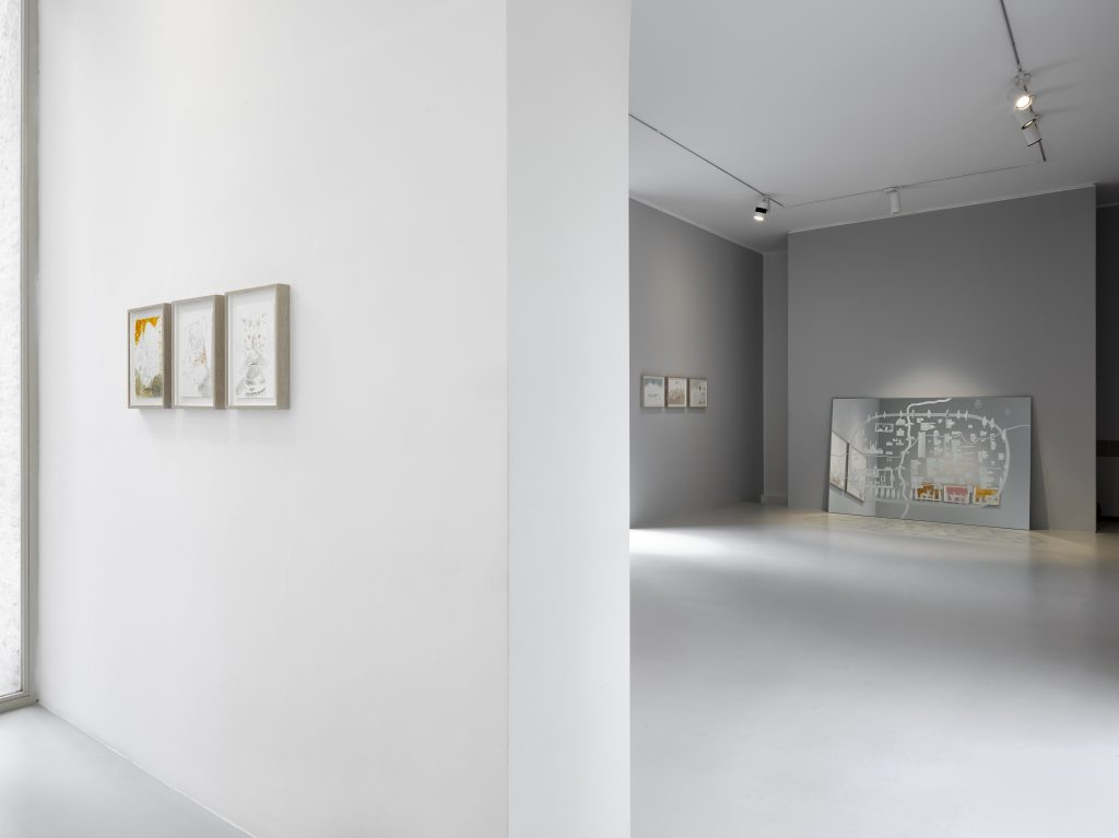 Wael Shawky, Lisson Gallery Milan, 9 November 2016 - 13 January 2017, installation views. Copyright Wael Shawky; Courtesy Lisson Gallery. Photography: Jack Hems
