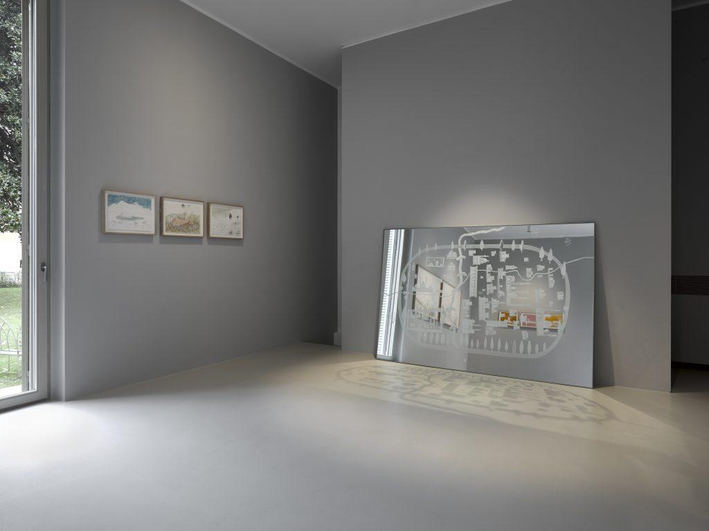 Wael Shawky, Lisson Gallery Milan, 9 November 2016 - 13 January 2017, installation views. Copyright Wael Shawky; Courtesy Lisson Gallery. Photography: Jack Hems
