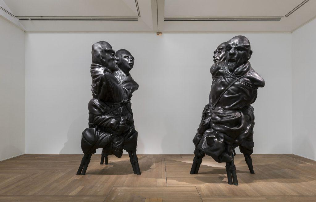 Thomas Schütte, United Enemies, 2011 Installation view Thomas Schütte: United Enemies at Moderna Museet Stockholm 2016-2017 Photo: Åsa Lundén/Moderna Museet © Thomas Schütte Bildupphovsrätt 2016