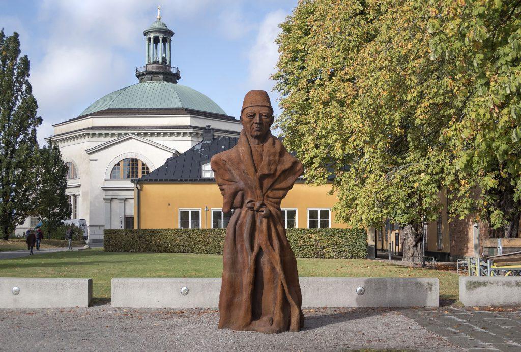 Thomas Schütte, Vater Staat, 2010 Installation view Thomas Schütte: United Enemies at Moderna Museet Stockholm 2016-2017 Photo: Åsa Lundén/Moderna Museet © Thomas Schütte Bildupphovsrätt 2016