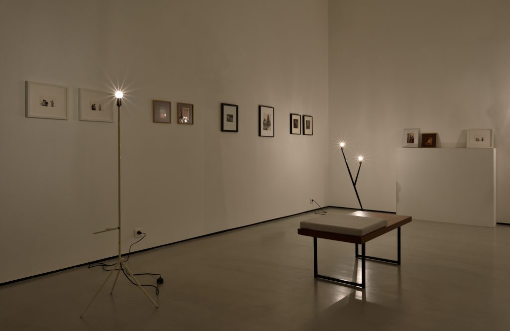 'Photos d'Identités' Installation view. Courtesy Galerie Christophe Gaillard, Paris.