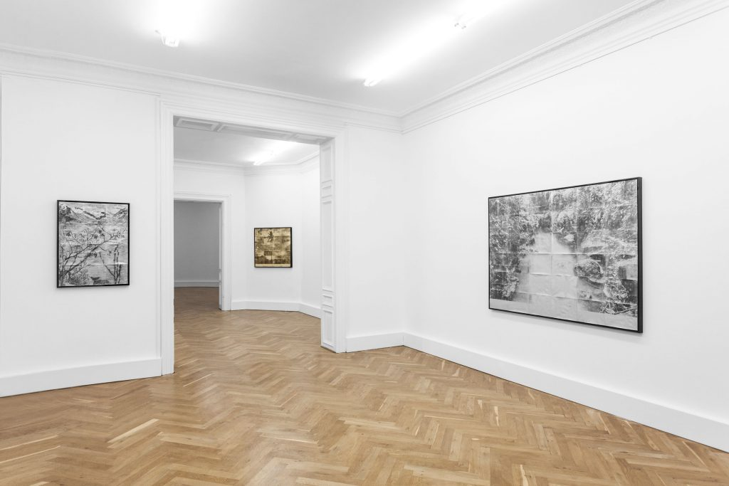 'The Long Vacation or The Mystery of the Crates', Albert Grøndahl, Installation view at Sunday-S Gallery. Courtesy Sunday-S Gallery.