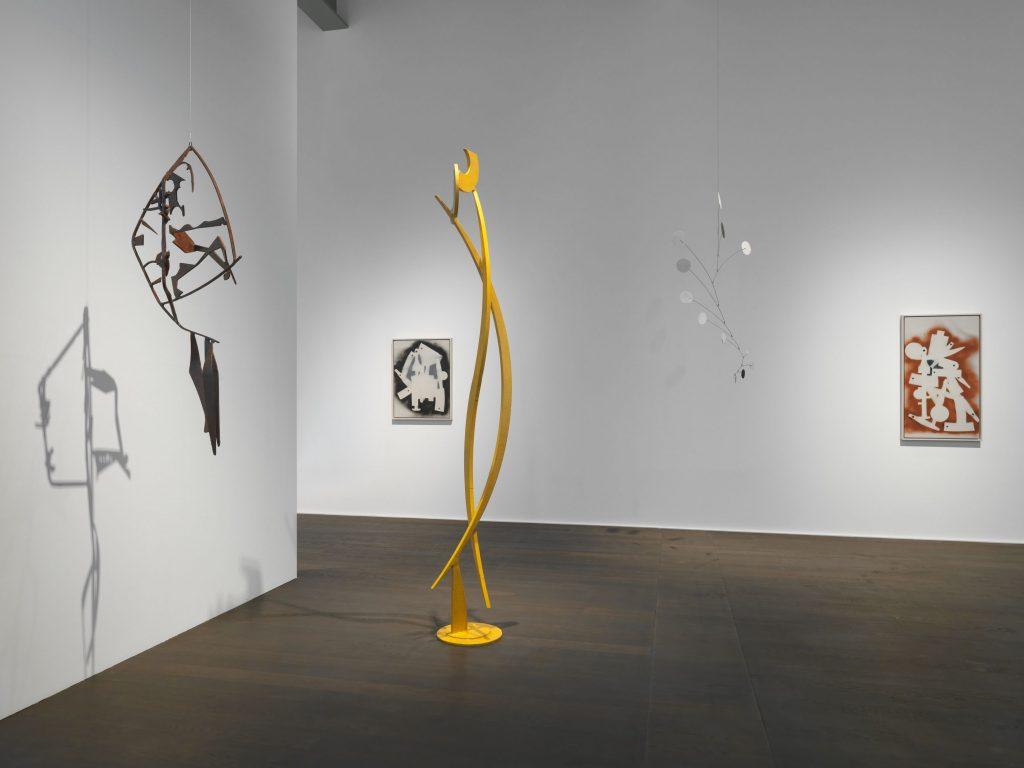 Art Research Map – \'Alexander Calder / David Smith\'
